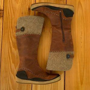 Merrill 'Zurich Spice' boots